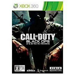 スクウェアエニックス SQUARE ENIX コール オブ デューティ ブラックオプス 吹き替え版(新価格版)【Xbox360】