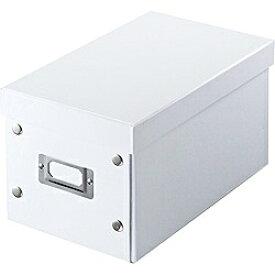 サンワサプライ SANWA SUPPLY DVD/CD/Blu-ray用組み立て式BOX ホワイト FCD-MT3W[FCDMT3W]