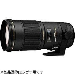 シグマ カメラレンズ APO MACRO 180mm F2.8 EX DG OS HSM【ニコンFマウント】[APOMACRO1802.8EXDGOS]