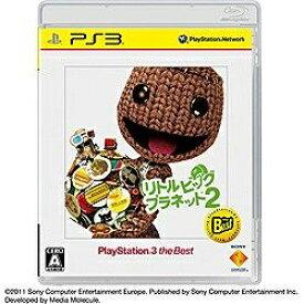 ソニーインタラクティブエンタテインメント Sony Interactive Entertainmen リトルビッグプラネット2 PlayStation3 the Best【PS3ゲームソフト】