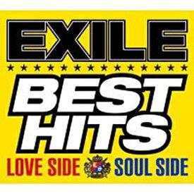 エイベックス・エンタテインメント Avex Entertainment EXILE/EXILE BEST HITS -LOVE SIDE/SOUL SIDE- 通常盤(2枚組DVD付き) 【CD】