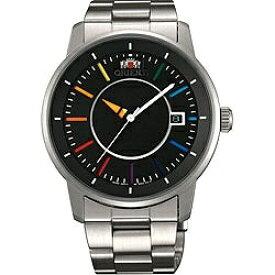 オリエント時計 ORIENT ディスク(DISK) レインボーカラー 「スタイリッシュ&スマート」 WV0761ER[WV0761ER]