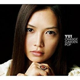ソニーミュージックマーケティング YUI/ORANGE GARDEN POP 初回生産限定盤 【CD】