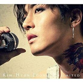ユニバーサルミュージック キム・ヒョンジュン/UNLIMITED 初回限定盤A 【CD】