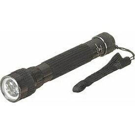 ヤザワ YAZAWA LX011CH アルミフラッシュライト クローム [LED /単3乾電池×2]