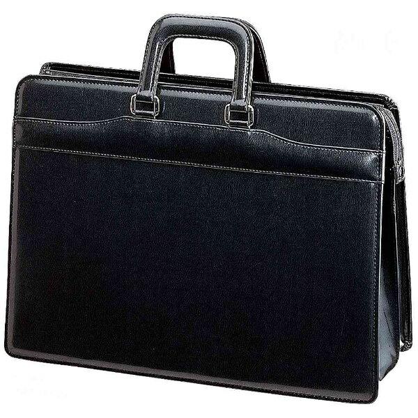 コクヨ ビジネスバッグ手提げカバン B4サイズ 黒 W480D160H345 カハ-B4T4D[カハB4T4D]