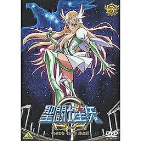 バンダイビジュアル BANDAI VISUAL 聖闘士星矢Ω 3 【DVD】