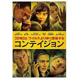 ワーナー ブラザース コンテイジョン 【DVD】 【代金引換配送不可】