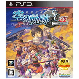 日本ファルコム Nihon Falcom 英雄伝説 空の軌跡 SC:改 HD EDITION【PS3】