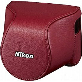 ニコン Nikon ボディーケースセット(レッド) CB-N2200S RD[CBN2200SRD]