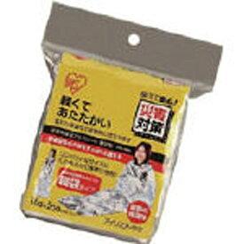 アイリスオーヤマ IRIS OHYAMA 防寒保温シート (寝袋型) JTH-1020 [JTH1020]