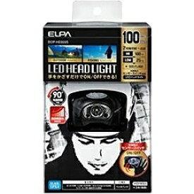 ELPA エルパ DOP-HD303S ヘッドライト [LED /単4乾電池×3 /防水][DOPHD303S]