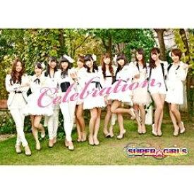 エイベックス・エンタテインメント Avex Entertainment SUPER☆GiRLS/Celebration 超絶盤(初回生産限定盤) 【CD】