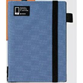 キングジム KING JIM スマートフォン用 スマホでスキャンしやすいノートカバー (A5タテ型・ブルー) 1791 BU