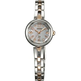 オリエント時計 ORIENT [ソーラー時計]イオ(iO) 「スイートジュエリーII ソーラー」 WI0191WD[WI0191WD]