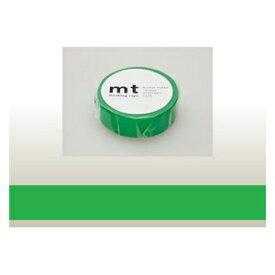 カモ井加工紙 KAMOI mt マスキングテープ(グリーン) MT01P182