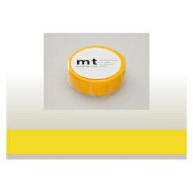 カモ井加工紙 KAMOI mt マスキングテープ(イエロー) MT01P184
