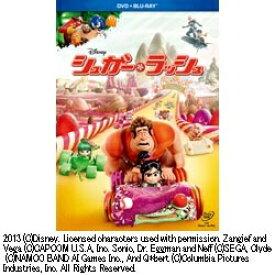 ウォルト・ディズニー・ジャパン The Walt Disney Company (Japan) シュガー・ラッシュ DVD+ブルーレイセット 【ブルーレイ ソフト】