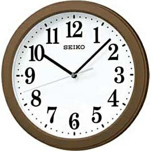 セイコー SEIKO 電波掛け時計 KX379B[KX379B]