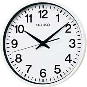 セイコー SEIKO 防湿・防塵型衛星電波掛け時計 GP201W