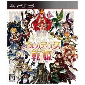 日本一ソフトウェア Nippon Ichi Software アルカディアスの戦姫【PS3ゲームソフト】