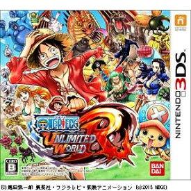 バンダイナムコエンターテインメント BANDAI NAMCO Entertainment ワンピース アンリミテッドワールド レッド【3DSゲームソフト】