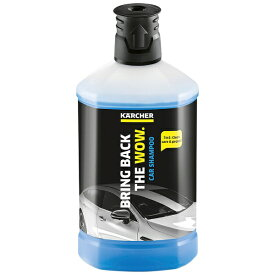 ケルヒャー KARCHER 高圧洗浄機用洗浄剤 3in1カーシャンプー 6.295-750.0[6295750]