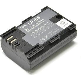 日本トラストテクノロジー JTT MyBattery HQ 互換バッテリー MBH-LP-E6[MBHLPE6]