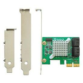玄人志向 SATA3(4ポート)増設用 PCI Expressボード SATA3RI4-PCIE[SATA3RI4PCIE]