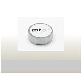 カモ井加工紙 KAMOI mt マスキングテープ(銀) MT01P206