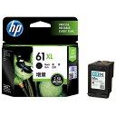【あす楽対象】 HP 【純正】HP 61XL インクカートリッジ(ブラック・増量) CH563WA