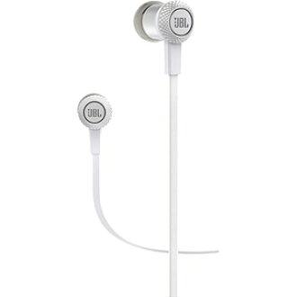 JBL in-ear headphones (white) sanie100wt [sanros100wt]
