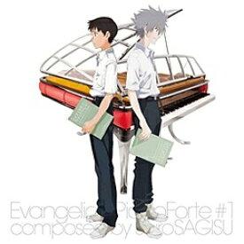 キングレコード KING RECORDS 鷺巣詩郎/EVANGELION Piano Forte 〜エヴァンゲリオン ピアノフォルテ〜 【CD】
