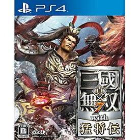 コーエーテクモゲームス KOEI 真・三國無双7 with 猛将伝【PS4ゲームソフト】