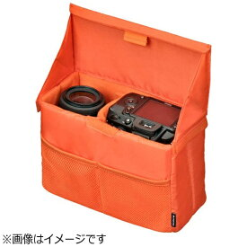 ハクバ HAKUBA フォールディングインナーソフトボックス D(オレンジ) KCS-38DOR[KCS38DOR]