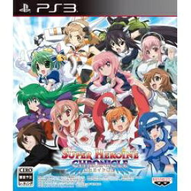 バンダイナムコエンターテインメント BANDAI NAMCO Entertainment 超ヒロイン戦記【PS3ゲームソフト】
