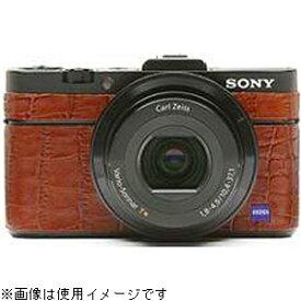 ジャパンホビーツール Japan Hobby Tool ソニー DSC-RX100M2用張り革キット(クロコブラウン) 8030[RX10028030]