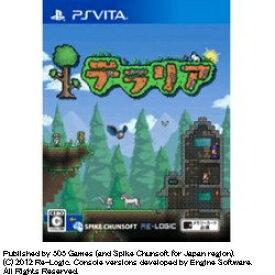 スパイクチュンソフト Spike Chunsoft テラリア【PS Vitaゲームソフト】