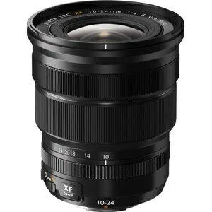 富士フイルム FUJIFILM カメラレンズ XF10-24mmF4 R OIS【FUJIFILM Xマウント】[FXF1024MMF4ROIS]