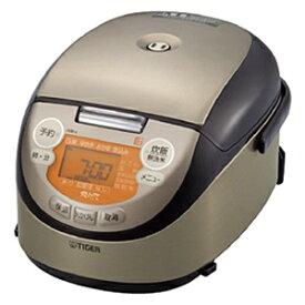 タイガー TIGER JKM-G550-T 炊飯器 炊きたてミニ ブラウン [IH /3合][JKMG550T] [一人暮らし 単身 単身赴任 新生活 家電]