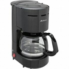 アビテラックス Abitelax ACD-36-K コーヒーメーカー ブラック[ACD36K]