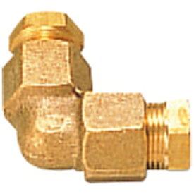 コロナ CORONA L形継手 (φ8銅パイプ接続用) OS-23