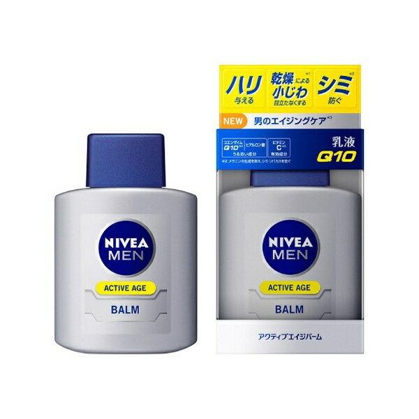 花王 Kao NIVEA(ニベア) フォーメン アクティブエイジバーム(100ml)