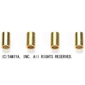 タミヤ TAMIYA 【ミニ四駆】AO-1023 2段アルミローラー用5mmパイプ(4本)[AO.1023]