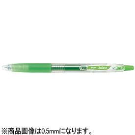 パイロット PILOT [ゲルインキボールペン] ジュース(ボール径:細字0.7mm) アップルグリーン LJU-10F-AG[LJU10FAG]