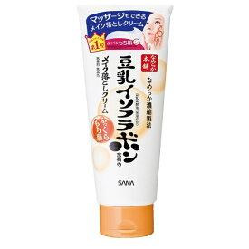 常盤薬品 TOKIWA Pharmaceutical SANA(サナ)なめらか本舗 豆乳イソフラボン含有のメイク落としクリーム 180g