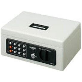 コクヨ KOKUYO CB-T12M 手提金庫 B5 ライトグレー [鍵式+テンキー式]