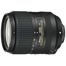 ニコン Nikon カメラレンズ AF-S DX NIKKOR 18-300mm f/3.5-6.3G ED VR APS-C用 NIKKOR(ニッコール) ブラック [ニコンF /ズームレンズ][AFSDXVR18300G6.3]
