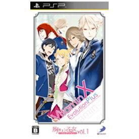 ディースリー・パブリッシャー D3 PUBLISHER 胸キュン乙女コレクション Vol.1 VitaminX Evolution Plus【PSPゲームソフト】