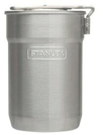 STANLEY スタンレー クッカーセット Adventure series キャンプクックセット 0.71L(シルバー)01290-012